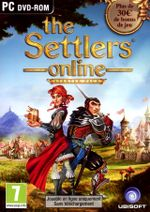 Jaquette The Settlers Online