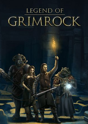 Jaquette Legend of Grimrock