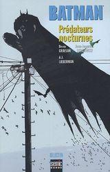 Couverture Batman : Prédateurs nocturnes