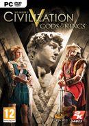 Jaquette Sid Meier's Civilization V : Gods & Kings