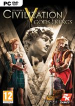 Jaquette Sid Meier's Civilization V : Gods & Kings