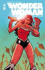 Couverture Liens de sang - Wonder Woman, tome 1