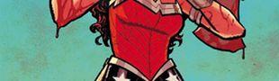 Couverture Liens de sang - Wonder Woman, tome 1