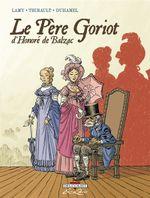 Couverture Le Père Goriot d'Honoré de Balzac