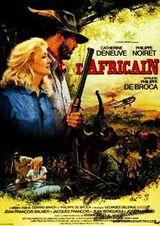 Affiche L'Africain