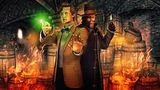 Jaquette Doctor Who : The Adventure Games - The Gunpowder Plot