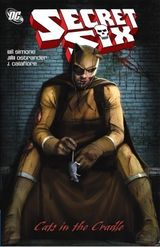 Couverture Secret Six: Cat's in the Cradle