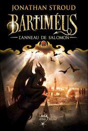 Couverture L'Anneau de Salomon - Bartiméus, tome 4