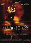 Affiche Resurrection