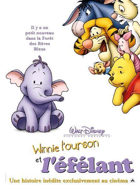 Winnie l 39 ourson et l 39 f lant film 2005 senscritique - Tete winnie l ourson ...