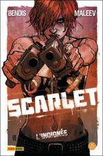 Couverture L'indignée - Scarlet, tome 1
