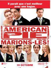 Affiche American Pie - Marions-les !