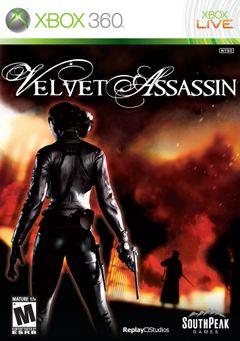 Jaquette Velvet Assassin