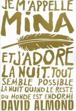Couverture Je m'appelle Mina