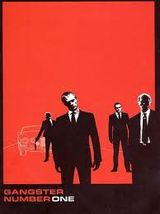Affiche Gangster No. 1