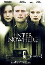 Affiche Enter Nowhere