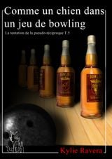 Couverture Comme un chien dans un jeu de bowling