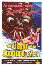 Affiche The Beast With A Million Eyes