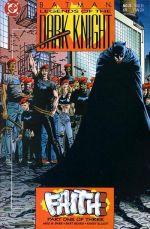 Couverture Batman : Faith