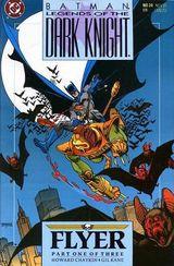 Couverture Batman : Flyer