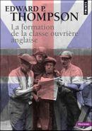 Couverture La Formation de la classe ouvrière anglaise