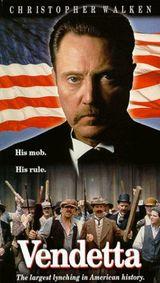 Affiche Vendetta