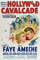Affiche Hollywood Cavalcade