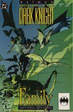 Couverture Batman : Family