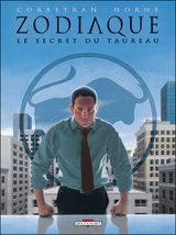 Couverture Le Secret du Taureau  - Zodiaque, tome 2