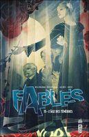 Couverture L'Âge des ténèbres - Fables, tome 15
