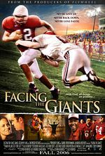 Affiche Facing the Giants