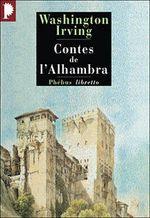 Couverture Contes de l'Alhambra