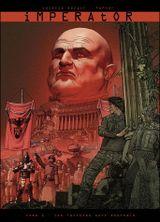 Couverture Les fascistes sont éternels - Imperator, tome 1