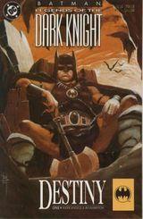 Couverture Batman : Destiny