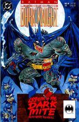 Couverture Batman : Legend of the Dark Mite