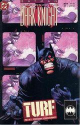 Couverture Batman : Turf