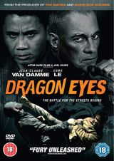 Affiche Dragon Eyes
