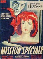 Affiche Mission Spéciale