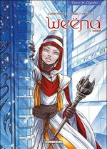Couverture Union - Weëna, tome 4