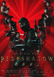 Affiche Red Shadow