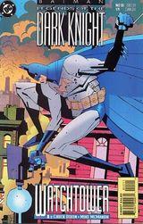 Couverture Batman : Watchtower