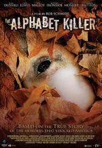 Affiche The Alphabet Killer