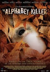 Affiche The Alphabet Killer