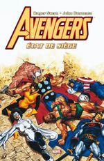 Couverture Avengers : État de Siège