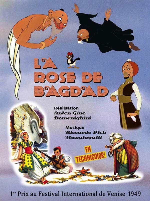 La Rose de Bagdad - Film d'animation La_Rose_de_Bagdad
