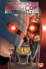 Couverture Terminator Vs Robocop : Kill Human