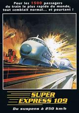 Affiche Super Express 109