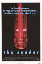Affiche The Sender