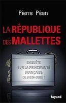 Couverture La République des mallettes