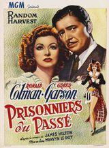 Affiche Prisonniers du passé